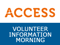 ACCESS: Volunteer Info Morning The Hague Netherlands