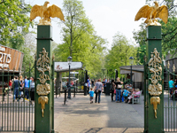 ARTIS Amsterdam Royal Zoo family attraction Netherlands