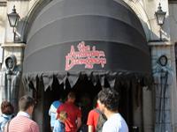 Netherlands attraction Amsterdam Dungeon