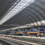 busiest train stations in Netherlands