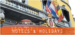 Netherlands hotels holiday parks trip planners booking websites