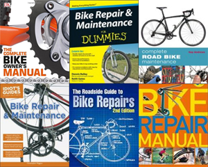 bicycle repair guides in English Netherlands