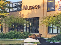 Museon interactive museum for kids parties in The Hague
