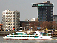 Rotterdam Netherlands sightseeing boat cruises