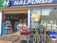 Halford Dutch bike stores Amsterdam Rotterdam Delft Breda