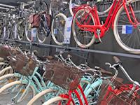 bike shops in Amsterdam The Hague Rotterdam Utrecht Netherlands