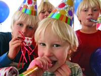 child's birthday party Rotterdam Netherlands
