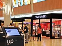 Alexandrium shopping mall Rotterdam Netherlands