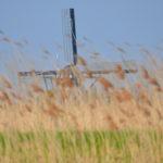 Dutch windmill in Holland