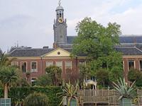Hortus Botanicus Leiden Netherlands