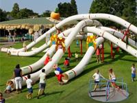 Dutch playground attraction in Netherlands
