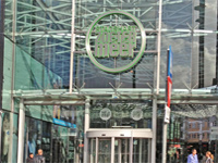 Stadshart shopping center in Zoetermeer Netherlands