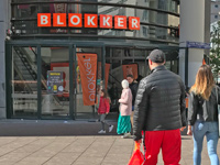 Blokker Dutch retail appliances housewares stores Netherlands