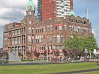 Rotterdam Netherlands Hotel New York