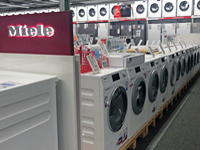 Netherlands store chain selling white goods and appliances