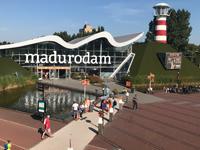 Madurodam family theme park in The Hague Netherlands