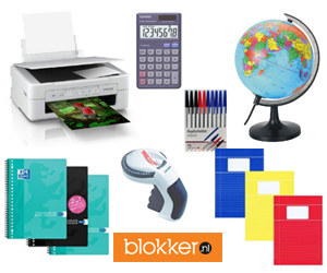 school and office supplies stores Amsterdam Hague Rotterdam