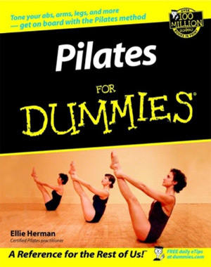 Pilates for Dummies self-learning book Netherlands