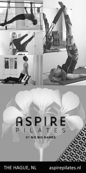 ASPIRE Polates studio The Hague Netherlands