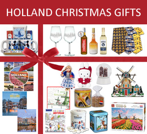 Dutch Holland-themed Christmas gifts Netherlands