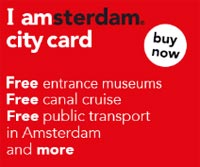 Amsterdam attractions discount pass