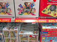 Hema Netherlands kids toys games stores