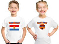 boys girls Holland Netherlands shirts