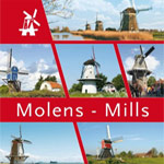 Holland windmills picture book