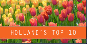 Holland Netherlands Top 10 Lists