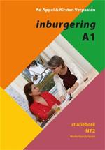 Dutch Inburgering A1 learning book
