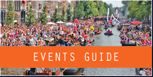 events guide for expats in Amsterdam Hague Rotterdam Netherlands