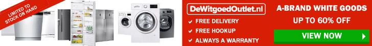 Netherlands discount appliances outlet
