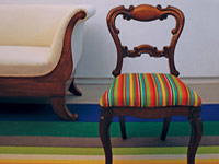 antique furniture and upholstery shop The Hague Netherlands