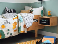 kids bed linens Netherlands