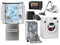 Dutch webshop for appliances