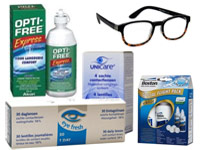 Dutch online drugstore vision care products