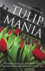 book on Dutch history event Tulip Mania