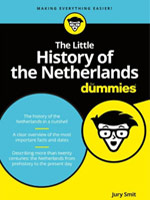 simple book on history of Netherlands