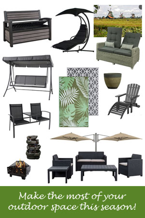 outdoor patio garden furniture shops Netherlands
