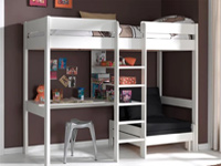 kids loft bunk beds in Holland