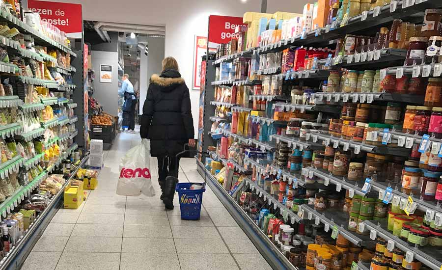 Dutch food and drink stores in Netherlands